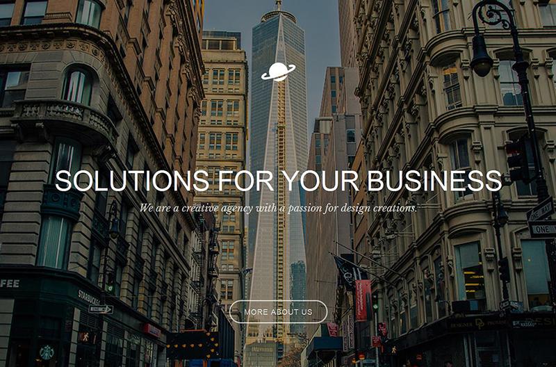 Multilingual Ready WordPress Business Template