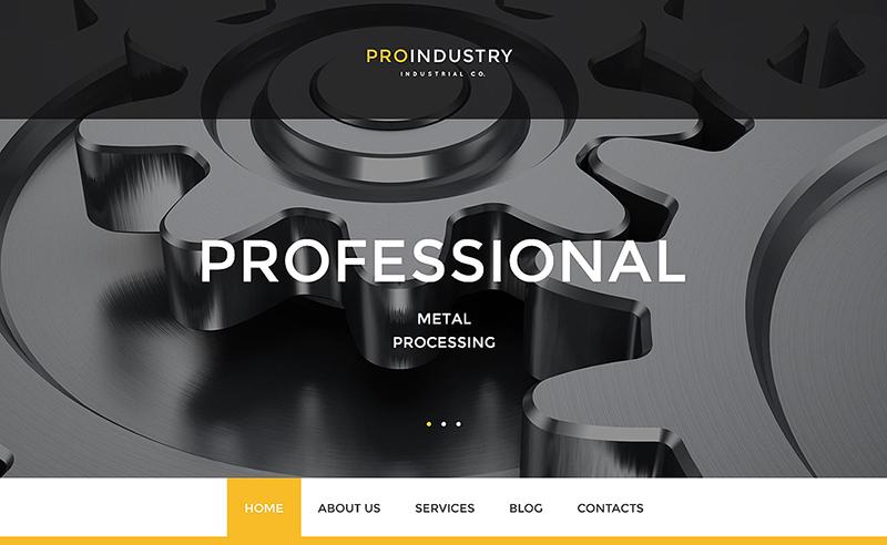 Best Responsive Full Screen WordPress Theme