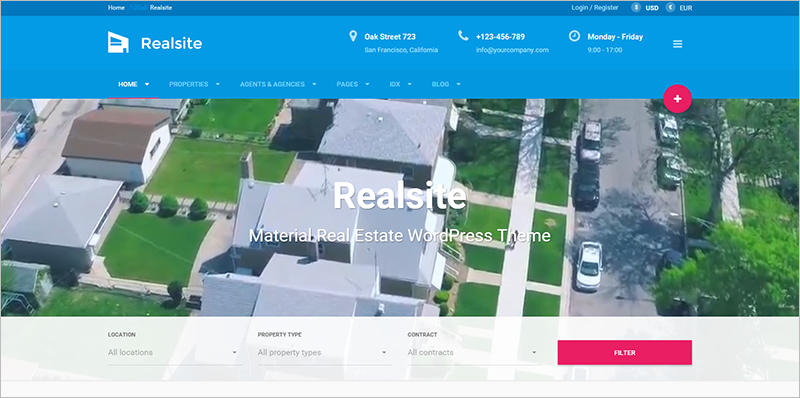 Best WP Theme For Real Estate 2015