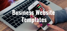 25+ Best Business Website Templates