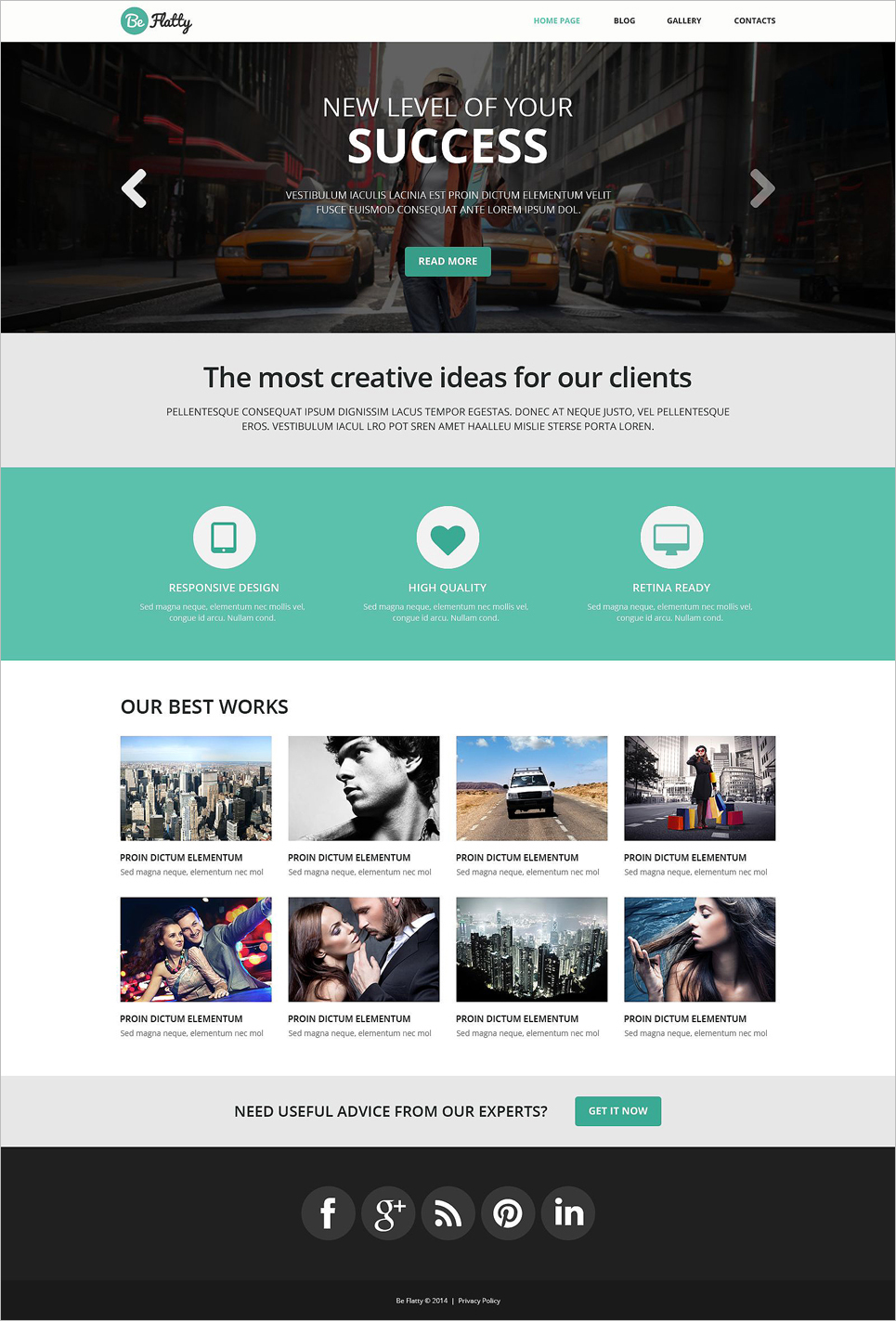 Popular Creative WordPress Themes Free Premium Templates - Website templates wordpress