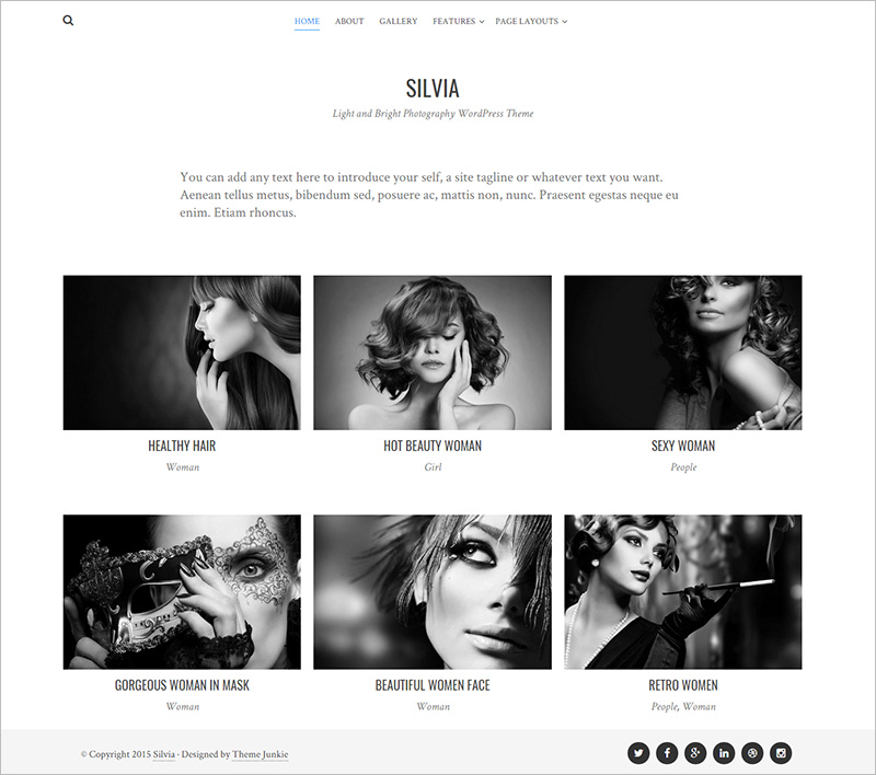22+ Free Responsive WordPress Themes & Templates | Creative Template