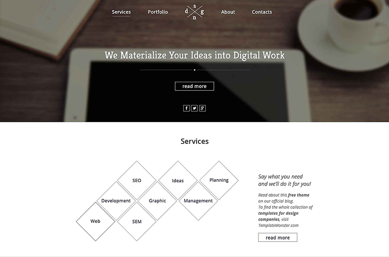 HTML5 Templates Free Download With CSS