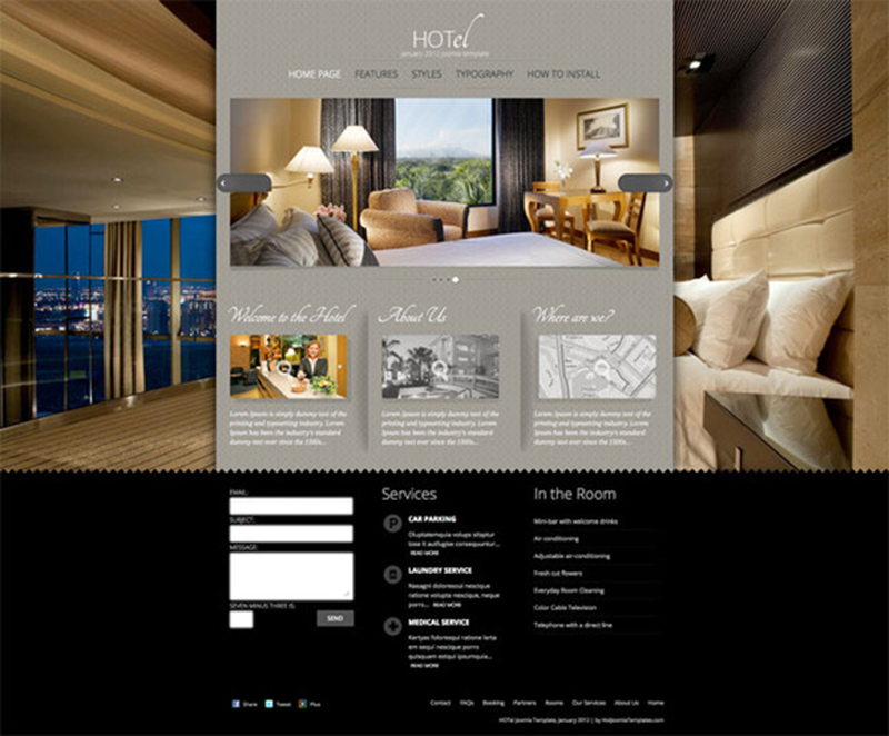 25 Best Hotel WordPress Themes 2017 Creativetemplate