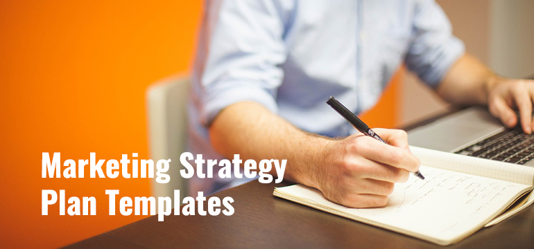 Sample Marketing Strategy Planning Templates