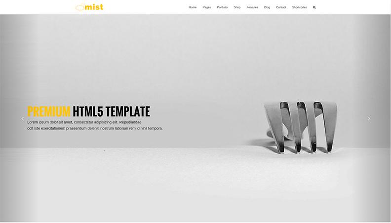 Multi-Purpose Responsive Restaurent Joomla Template