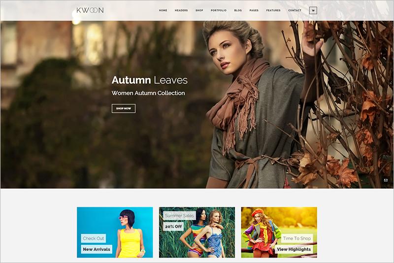 Multipurpose WordPress Theme 2015