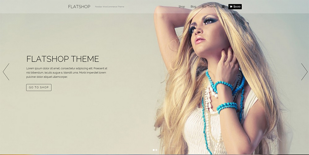 New eCommerce WordPress Theme for Online Shoping