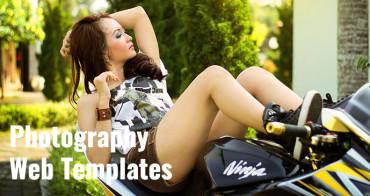 Photography Web Templates