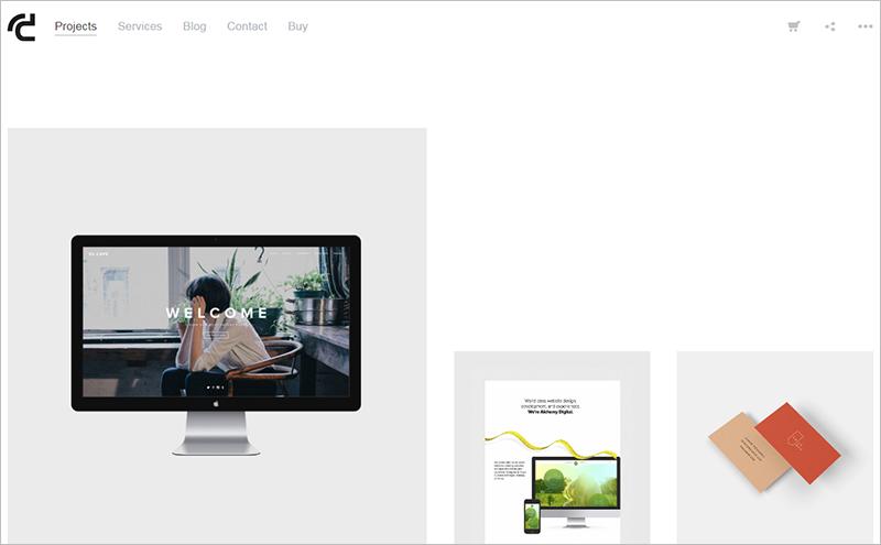 Professional WordPress Portfolio Theme