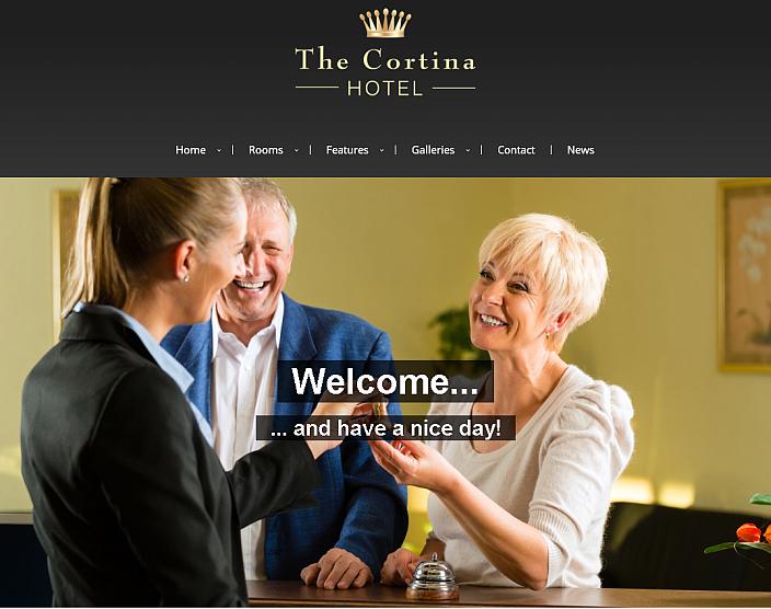 Responsive Hotel & Travle Theme