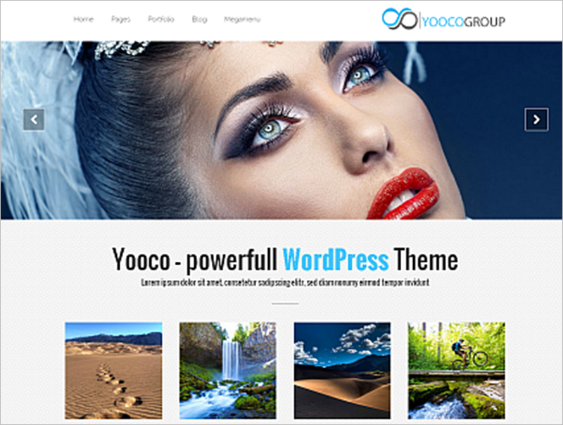 Template For Multipurpose WordPress