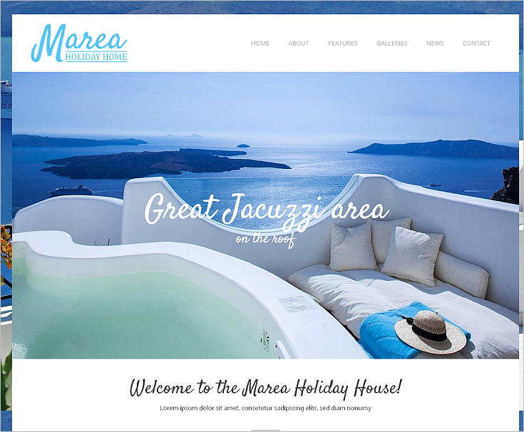 Travel WP Theme With Unlimited Color Options
