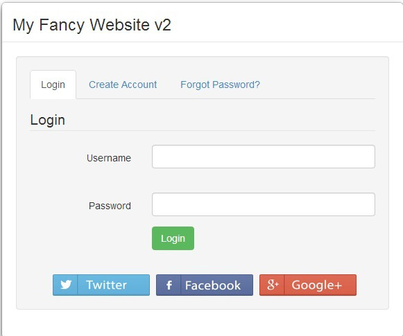 Advanced Security PHP Login Form Template