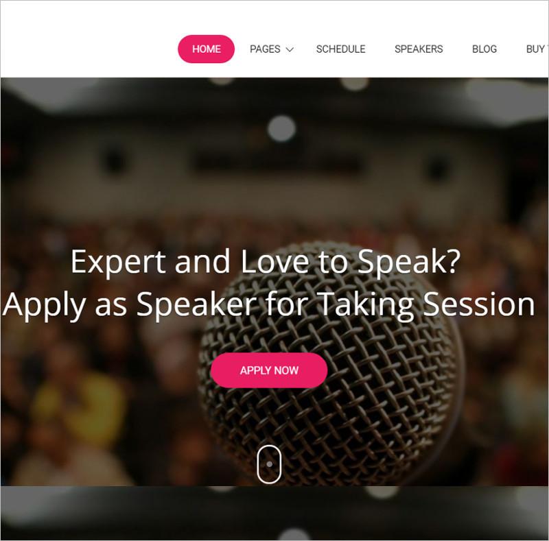 BUsiness Expert HTML Website Template