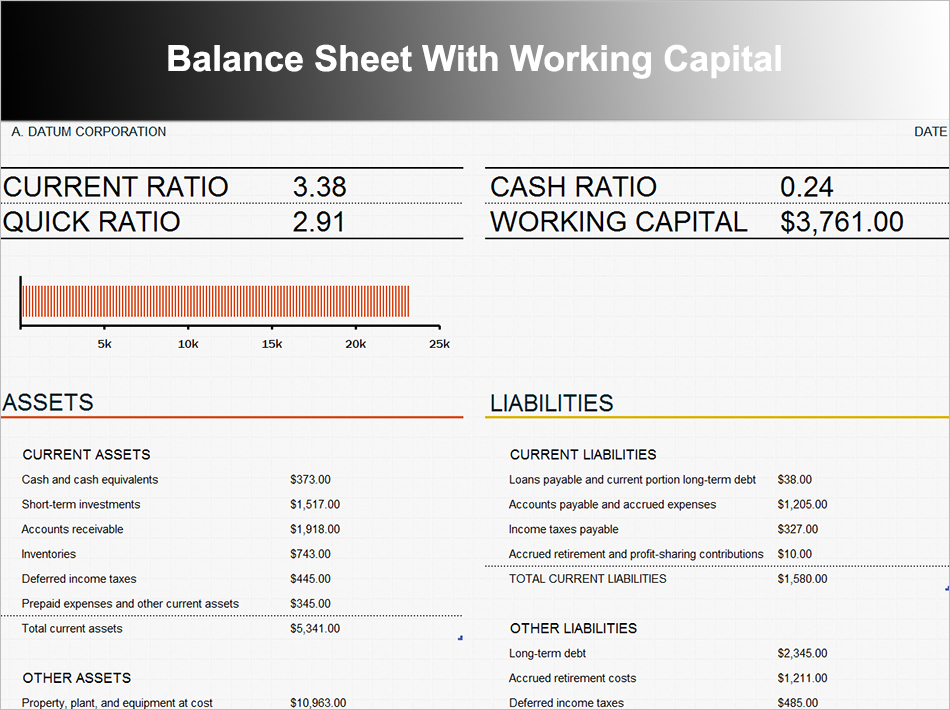 10+ Balance Sheet Template U2013 Free Excel, Word Documentsu2026