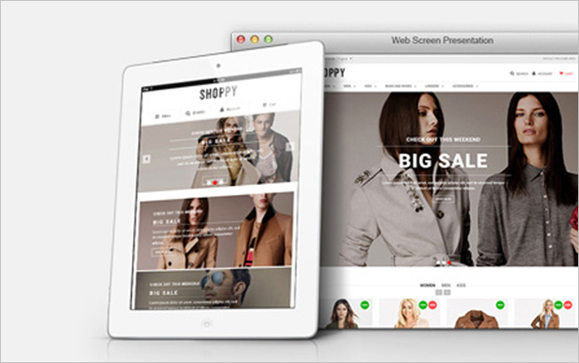 Best ecommerce Magento Template