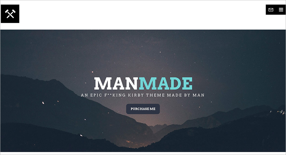 Blogging Theme Coded With HTML CSS & PHP