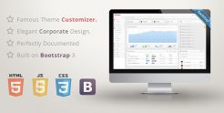 16+ Bootstrap Admin Dashboard Templates