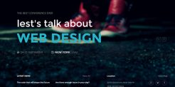 15+ Bootstrap Landing Page Templates