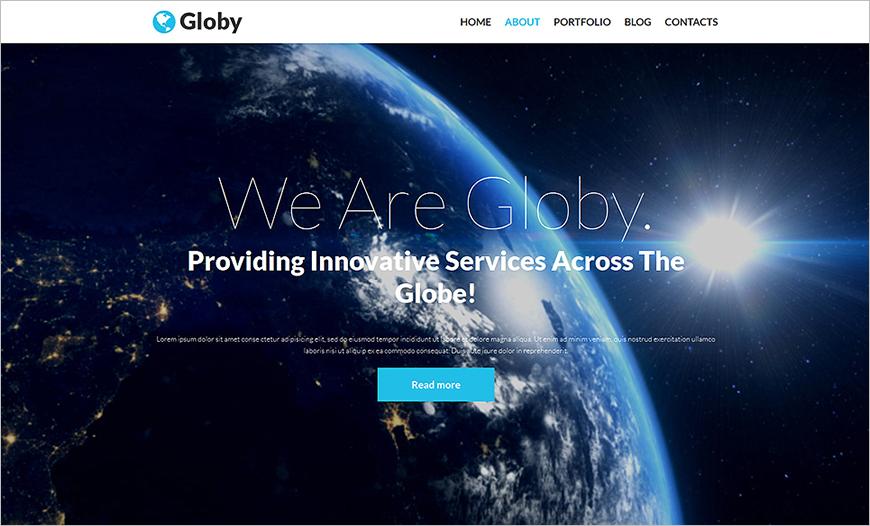 Business Agency Online Joomla Template