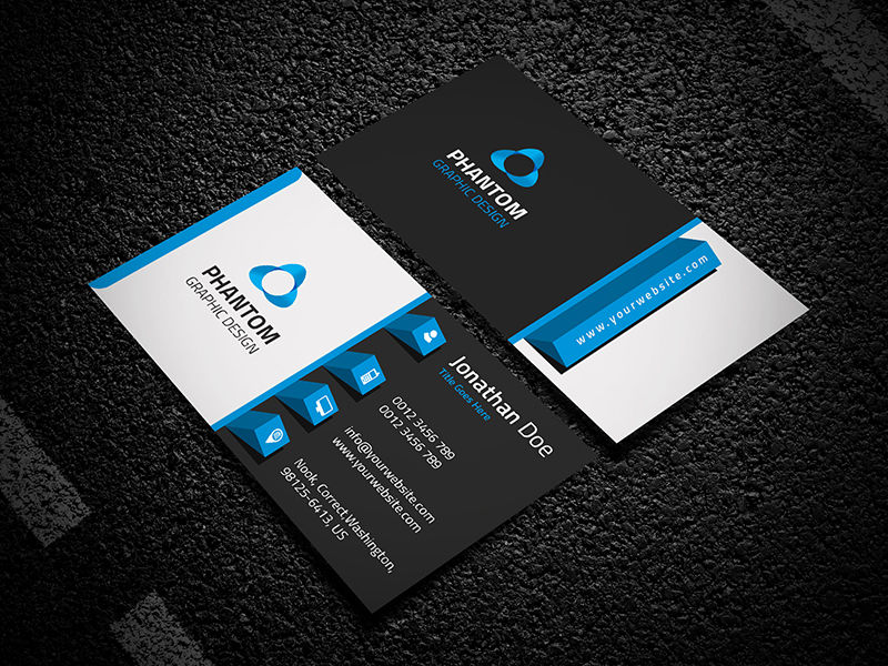 78+ Business Card Templates Free PSD Design Ideas