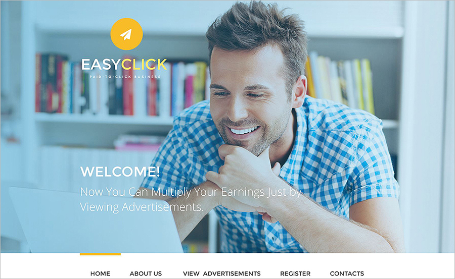 Business Responsive Bootstrap HTML Template