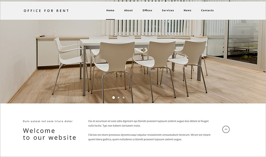 Business & Serices Website Bootstrap & HTML Template