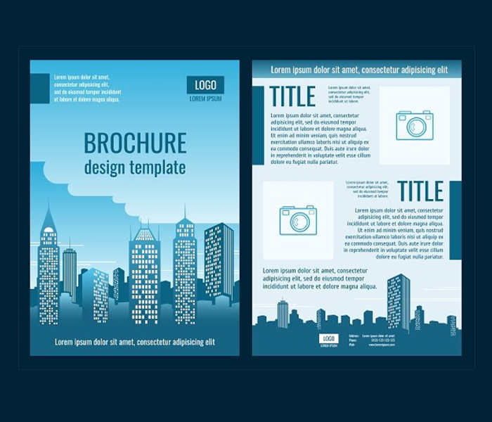 19 construction company brochure templates free pdf templates for Company brochure design templates