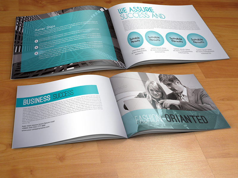 22 bi fold brochure psd templates free premium for Product brochure template