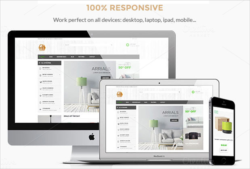 Decor Prestashop Theme