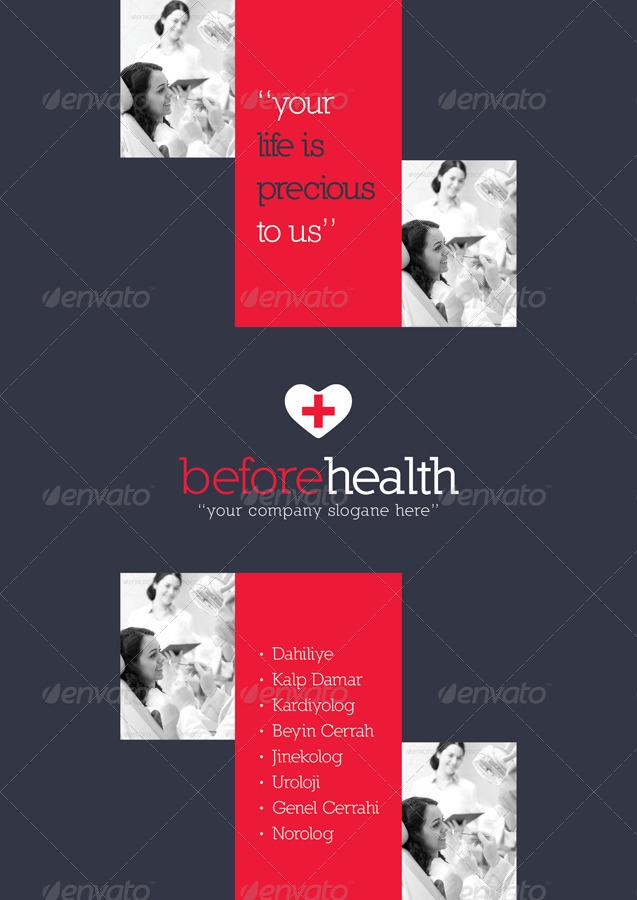 Doctors Brochure Template
