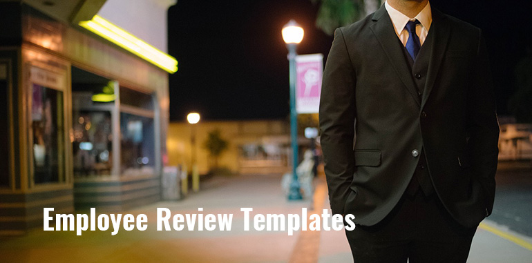 Employee Review Templates