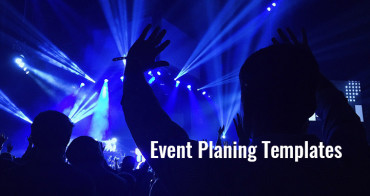 Event Planing Template