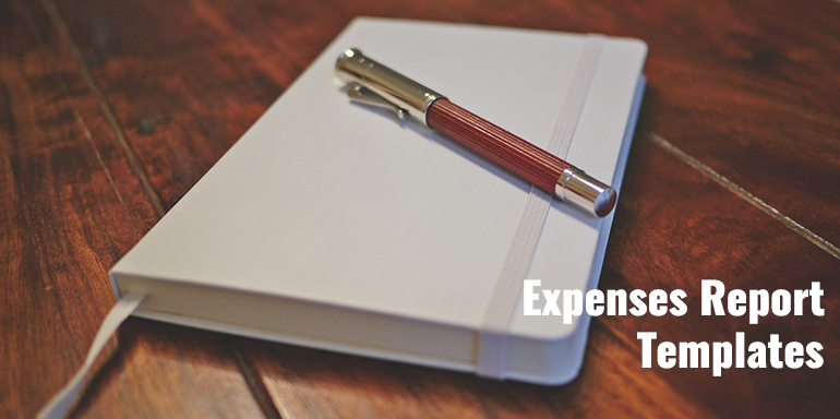 Expenses Report Template