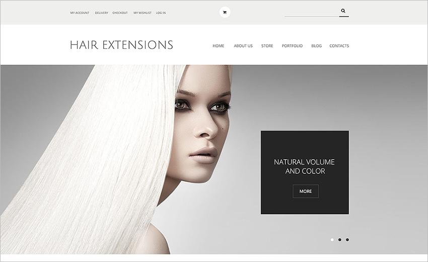 Fashion & Beauty WooCommerce Theme