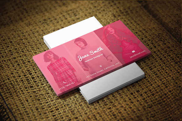 Fashion Boutique Business Cards
