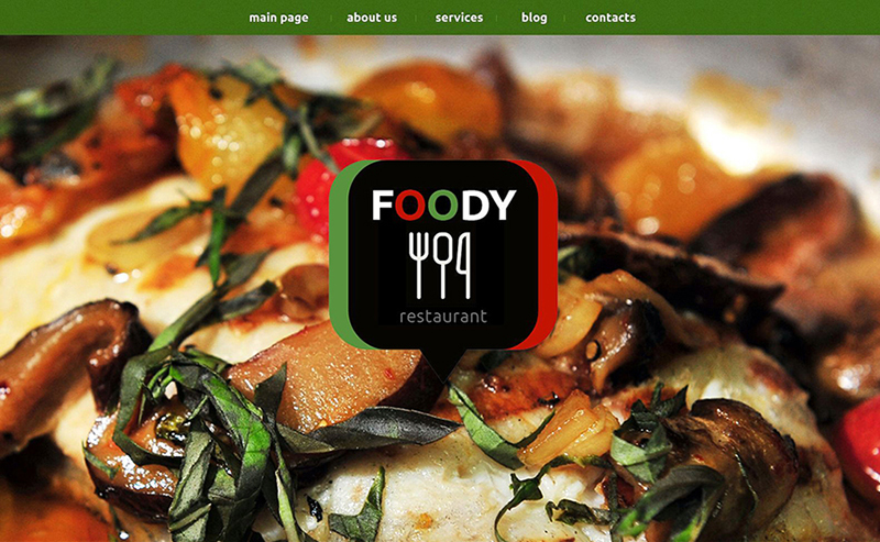 Food Delivery Drupal Theme