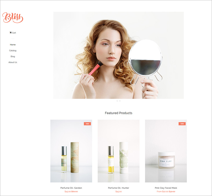 Free Ecommerce Template Download