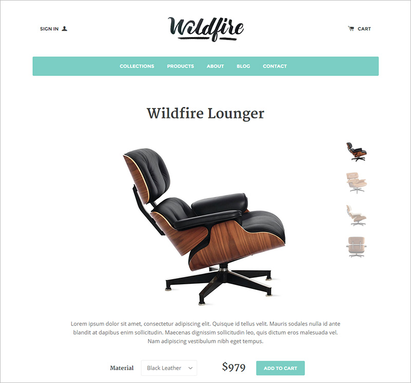 Free Ecommerce Website Templates Download