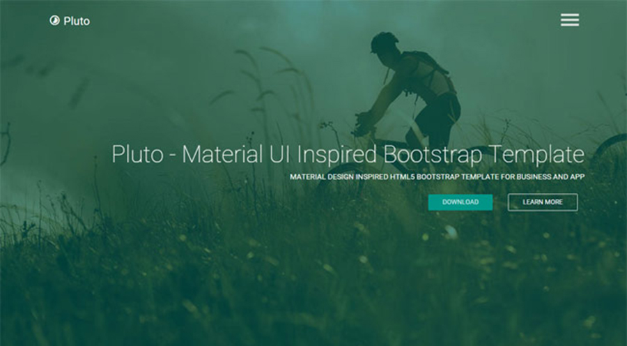 HTML Landing Page Template