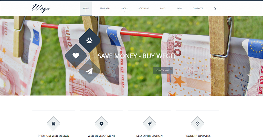 HTML5 Responsive Business Premium Template
