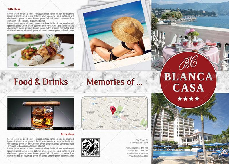 Hotel Brochures Catalog