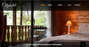Hotel Joomla templates