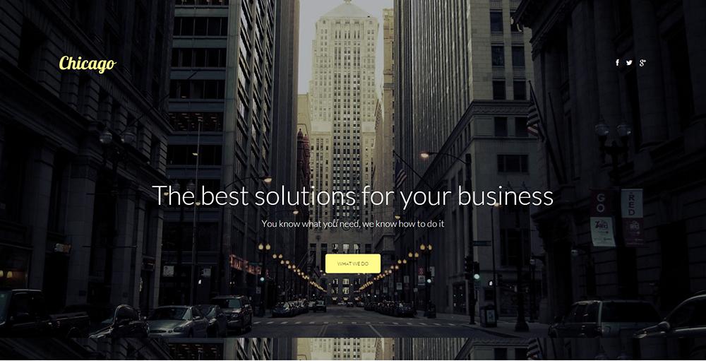 JoomlaUnique Designed Business Template