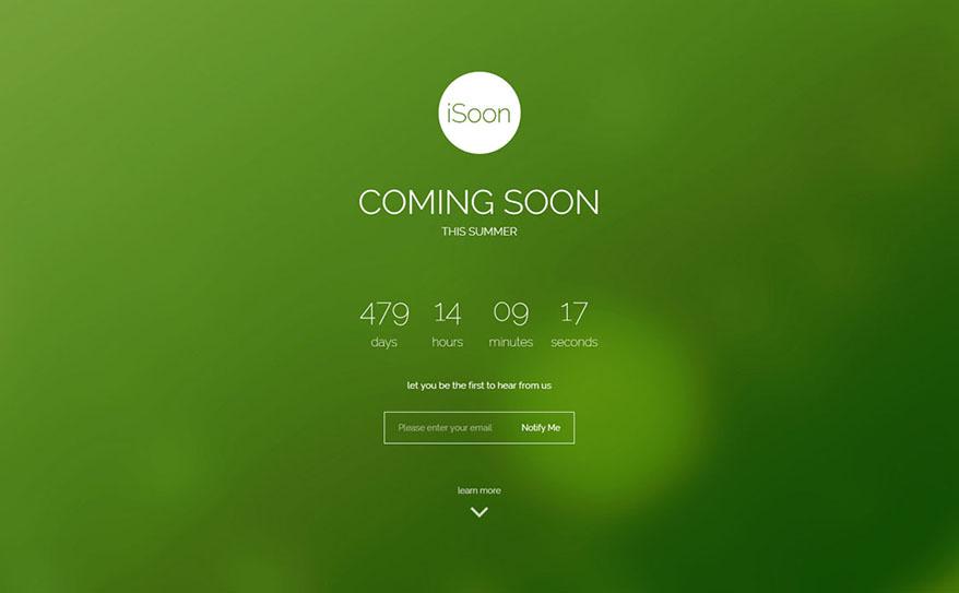 Modern Bootstrap HTML Theme
