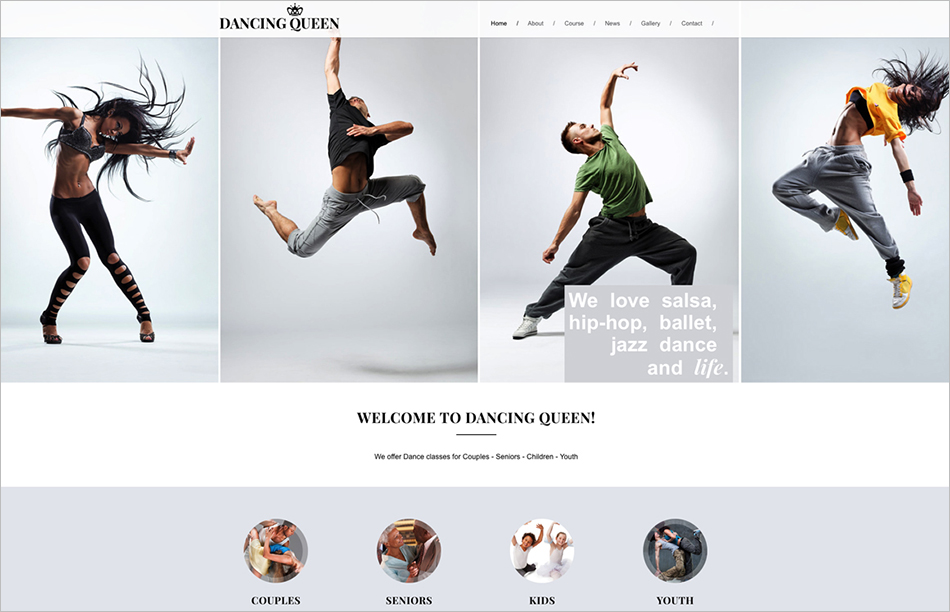 51+ Responsive HTML5 CSS3 Website Templates | Creative Template