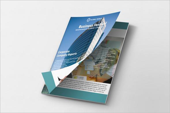 Multi Purpose & Construction Brochure Template