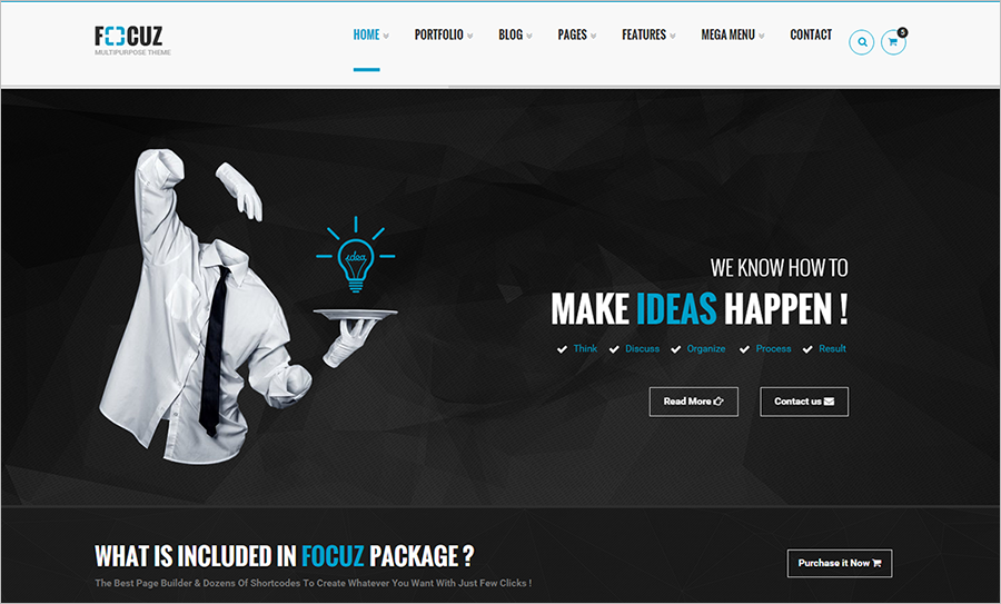Multipurpose Business HTML5 Template