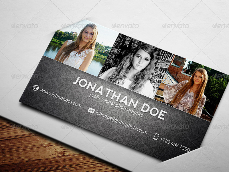 65 photography business cards templates free designs photographer business card template psd flashek Choice Image